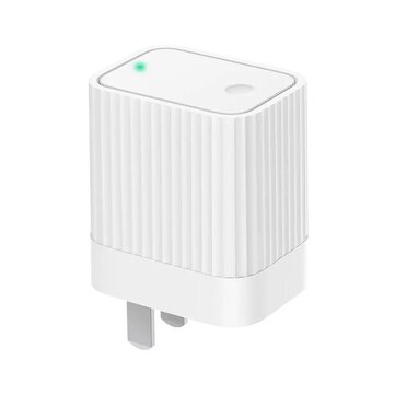 XIAOMI ClearGrass Qingping blueooth WIFI Gateway Smart Home Wireless Switch Door Window Sensor Relay Module Gateway