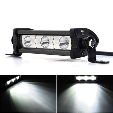 30% off for 12V 4inch 9W 3LED Work Light