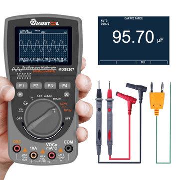 Digital Multimeters & Oscilloscope