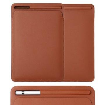 Premium Sleeve Veske Med Apple Pencil Holder For iPad Pro 12,9 tommer 2015 og 2017