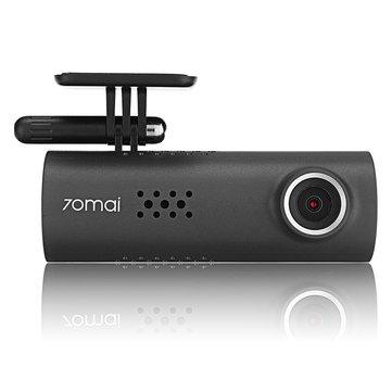 XIAOMI 70MAI Смарт авто видеорегистратор EU US версия 1080P 130-градусный датчик широкого угла обзора IMX323 Управление голосом