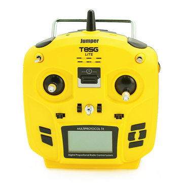 Jumper T8SG Lite Multi-Protocol 12CH S-FHSS DeviationTX Compact Full Range Radio Transmitter