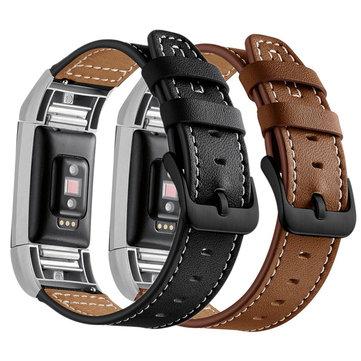 Bakeey Xiaomi Amazfit Bip Youth Edition Smart Watch用純正レザー腕時計バンドリストバンドストラップ