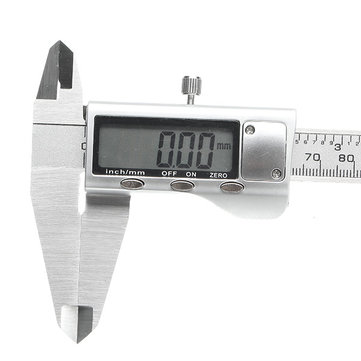 DSY Dial Vernier Caliper 200mm,multifunctional Double Anti-shock Precision Electronic Stainless Steel Metric Dial Ruler Gauge Measuring Tool