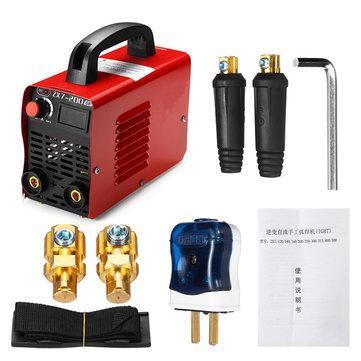 ZX7-200 220V Handheld Mini MMA Electric Welding Tool Digital 20-200A Inverter ARC Welding Machine