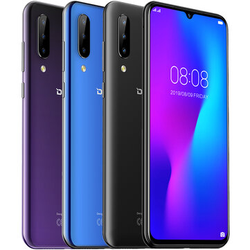 DOOGEE N20 6.3 inch FHD+ Android 9.0 4350mAh Triple Rear Cameras 16