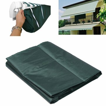 Oxford Cloth Patio Awning Storage Bag Outdoor Sun Canopy Protector Cover Tent Anti Dust Waterproof Pouch