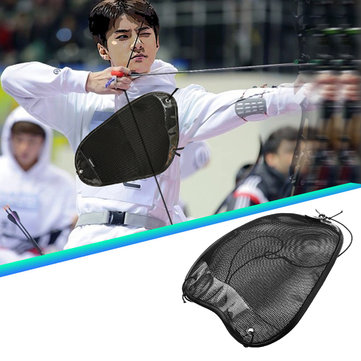 Adjustable Chest Guard Outdoor Camping Chest Protector Sport Arrow Safety Bowstring Equipment