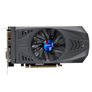 Yeston GTX1050Ti 4G D5 GDDR5 128Bit 1291MHz/1392MHz 7008MHz Gaming Graphics Card