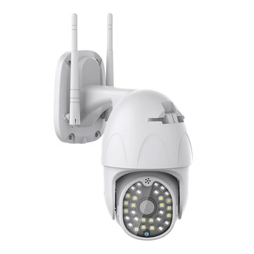 DIGOO DG ZXC41 30 LED 320 2MP 1080P Smart Speed Dome Camera IR Full color Night Vision ONVIF Protocol TF Card and Cloud Storage Outdoor Security Monitor CCTV IP Camera