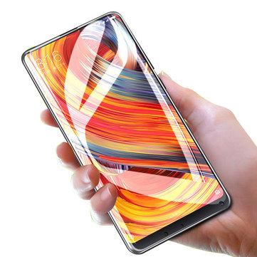 Bakeey 5D Curved Edge Full Coverage Tempered Glass Screen Protector For Xiaomi Mi MIX 2/ Mi MIX 2S