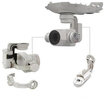 Gimbal Camera Upper/Bottom Bracket Yaw Motor / Roll Motor For DJI Phantom 4 Pro