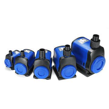 520354580W 220V Ultra Quiet Submersible Aquarium Water Pump Fish Tank Fountain Pond Filter