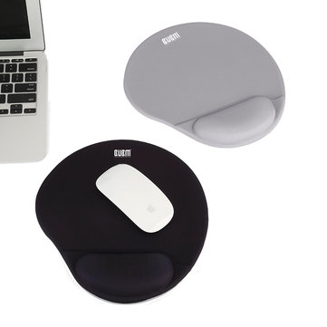 BUBM Wrist Rest Comfortable Soft Silicone Mouse Pad for Laptop PC