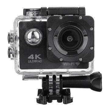 1 093 руб.43%SJ9000 Wifi 4K 2Inch 1080P Ultra HD Waterproof Sport Action Camera DVR CamcorderCar DVRsfromAutomobiles & Motorcycleson banggood.com