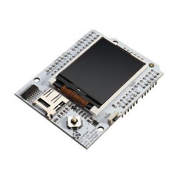 1.8 Inch Full Color TFT Papan Ekspansi LCD Dengan Micro SD Dan Joystick Duinopeak untuk Arduino - produk yang bekerja dengan papan Arduino resmi