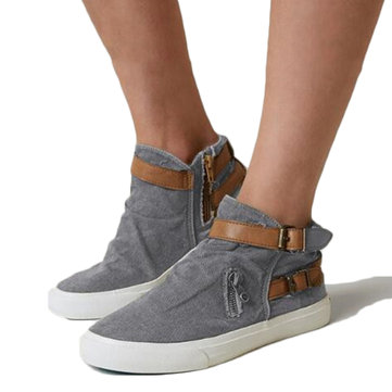 Men And Women Outdoor Camping Hiking Shoes Breathable Canvas Shoes Lightweight Soft