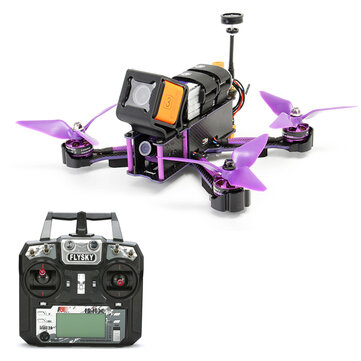 Eachine Wizard X220S FPV Racer RC Drone Omnibus F4 5.8G 40CH 30A Dshot600 800TVL Flysky FS-i6X RTF