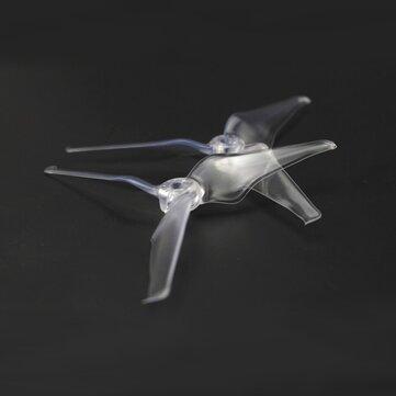 2 Pairs Emax AVAN Flow 5 Inch 5x4.3x3 3-blade RC Drone FPV Racing Propeller for 2206 2207 2306 Motor