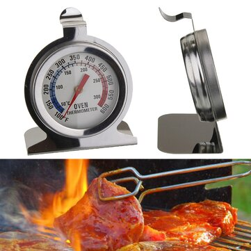 How can I buy 50 300degres Stainless Steel Thermometer Oven Table Safety Bimetal Temperature 100 600  Oven Instrument BBQ Thermometer with Bitcoin