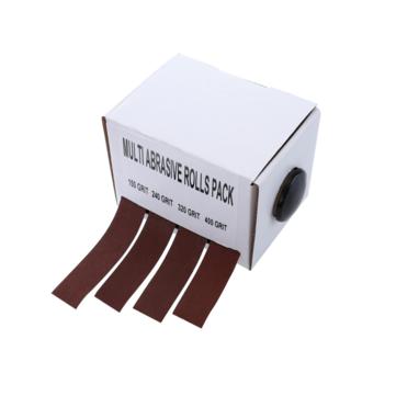 Abrasive Belt Drawable Emery Cloth Rolls Soft Emery Cloth Rolls Dry Grinding Metal Glass Woodworking Sanding Paper
