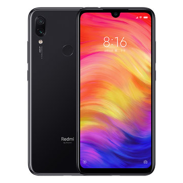 Xiaomi Redmi Note 7 48MP Dual Rear Camera 6.3 inch 6GB RAM 64GB ROM Snapdragon 660 Octa core 4G Smartphone