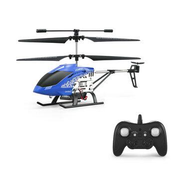 JJRC JX01 2.4G 3.5CH giroscopio de 6 ejes con Altitude Hold aleación RC Helicóptero