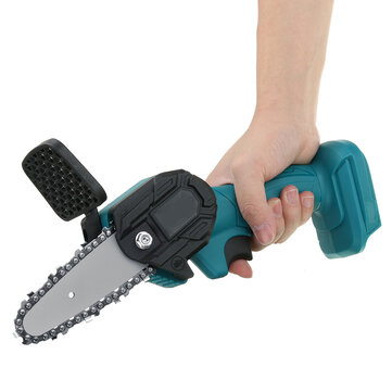 4inch 800W Electric Chain Saw Handheld Logging Saws For Makita 18V 21V Battery