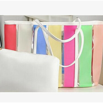 Buy Simple Fashion Casual Large Capacity Business Travel Women Laptop Bag-Type 3 with Litecoins with Free Shipping on Gipsybee.com
