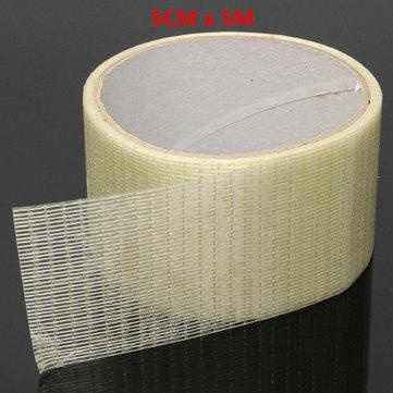 5CM x 5M Impermeable Ripstop DIY Cinta de Parche de Reparación de la Vela de la Come<x>ta