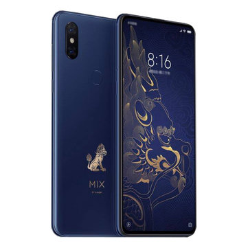 Xiaomi Mi MIX 3 Palace Museum Edition 6.39 inch 10GB 256GB Snapdragon 845 Octa core Smartphone