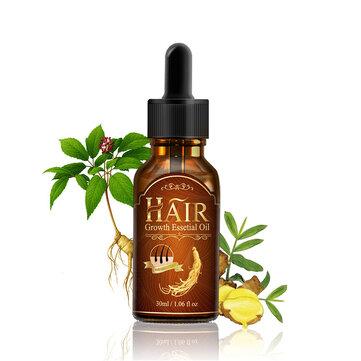 30ml Hair Growth Liquid Hair Strengthen Hair Root Nutrient Solution Hair Regeneration Essence
