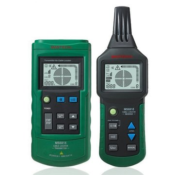 Mastech MS6818S 12-400V AC/DC Cable Tester