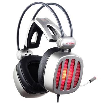 Xiberia S21 USB Wired 7.1 Surround Sound Stereo Gaming Headphone...