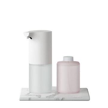 MIJIA Epochal Otomatis Desain 320 ML Sabun Dispenser Antibakteri Pembersih Tangan PUTIH dari xiaomi youpin