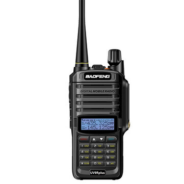 24.99 vir Baofeng UV-9R Plus 10W Tweerigting Radio VHF UHF Walkie Talkie