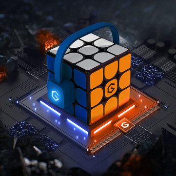 Giiker i3s AI Intelligent Super Cube Smart Magic Magnetic bluetooth APP Sync Puzzle Toys from xiaomi youpin