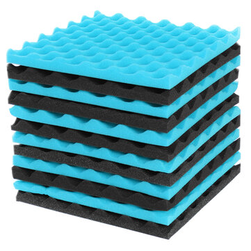 How can I buy 12Pcs Acoustic Soundproofing Studio Foam Tiles Sound Proof Foam Tile Acoustic Studio Wedge Board Set with Bitcoin