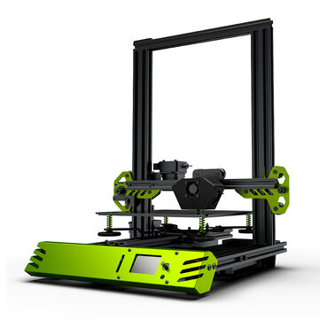 TEVO� Tarantula Pro 3D Printer Kit with 235x235x250mm Printing Size MKS GenL Mainboard 0.4mm Volcano Nozzle Support 1.75mm Filament