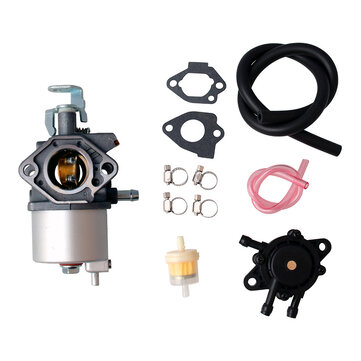 FE290 Carburetor Fuel Pump Kit Carb For Golf Cart Club Car DS & Precedent Turf Carryall FE290 Engines