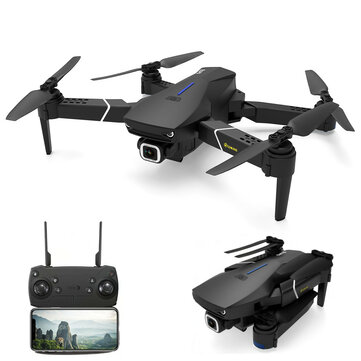 Eachine E520S GPS WIFI FPV With 4K/1080P HD Camera 16mins Flight Time Foldable RC Drone Quadcopter RC Drones from Toys Hobbies and Robot on banggood.com