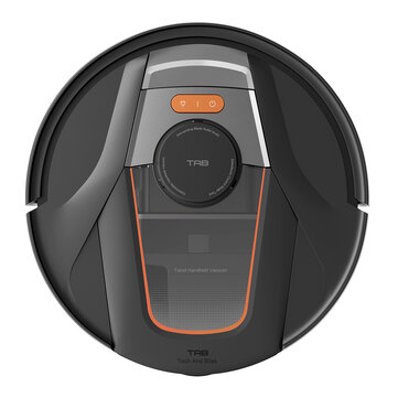 Haier TAB P70 2 in 1 Robot Vacuums Cleaner + Handheld Cordless Vacuum Cleaner Sweeping Mopping 3200Pa Smart SLAM, LDS Navigation with APP Control