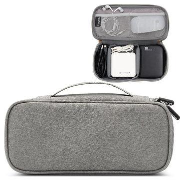 डिजिटल स्टोरेज बैग इलेक्ट्रॉनिक एक्सेसरीज ट्रैवल ऑर्गनाइज़र लैपटॉप केबल चार्जर पावर बैंक ऑर्ग