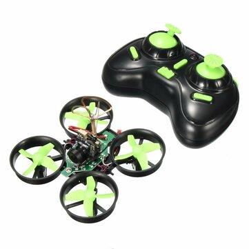 Eachine E010C Micro FPV Racing RC Drone Quadcopter 800TVL 40CH 25MW CMOS Camera 45C Battery