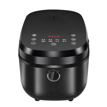 5L Touchscreen Non-stick Rice Cooker 1000W 220V 8 Large Menu Functions 24h Appointment LCD Touch Screen