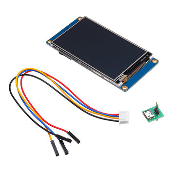 Nextion NX4024T032 3.2 Inch HMI Intelligent Smart USART UART Serial Touch TFT LCD Screen Module For Raspberry Pi Arduino Kits