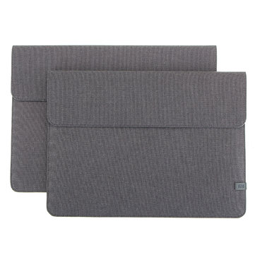 Xiaomi Air 12.5 13.3 Inch Waterproof Gray Laptop Sleeve Bag Case