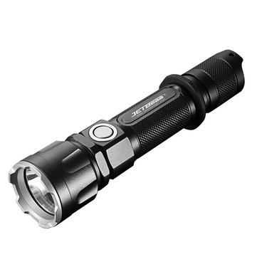 JETBEAM JET-IIIMR 2000LM Flashlight 21700/20700/18650 Battery Type-C Rechargeable Torch Light Camping Hunting Portable Work Lamp