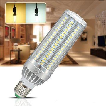 ARILUX® E27 25W 35W 50W SM5730 Fan Cooling Constant Current LED Corn Light Bulb AC85-265V