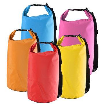15L Waterproof Dry Bag Sack Camping Hiking Canoe Kayak Swim Rafting